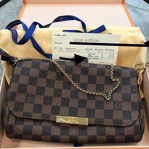 Louis Vuitton MM bag